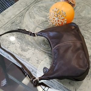 THE SAK LEATHER BAG